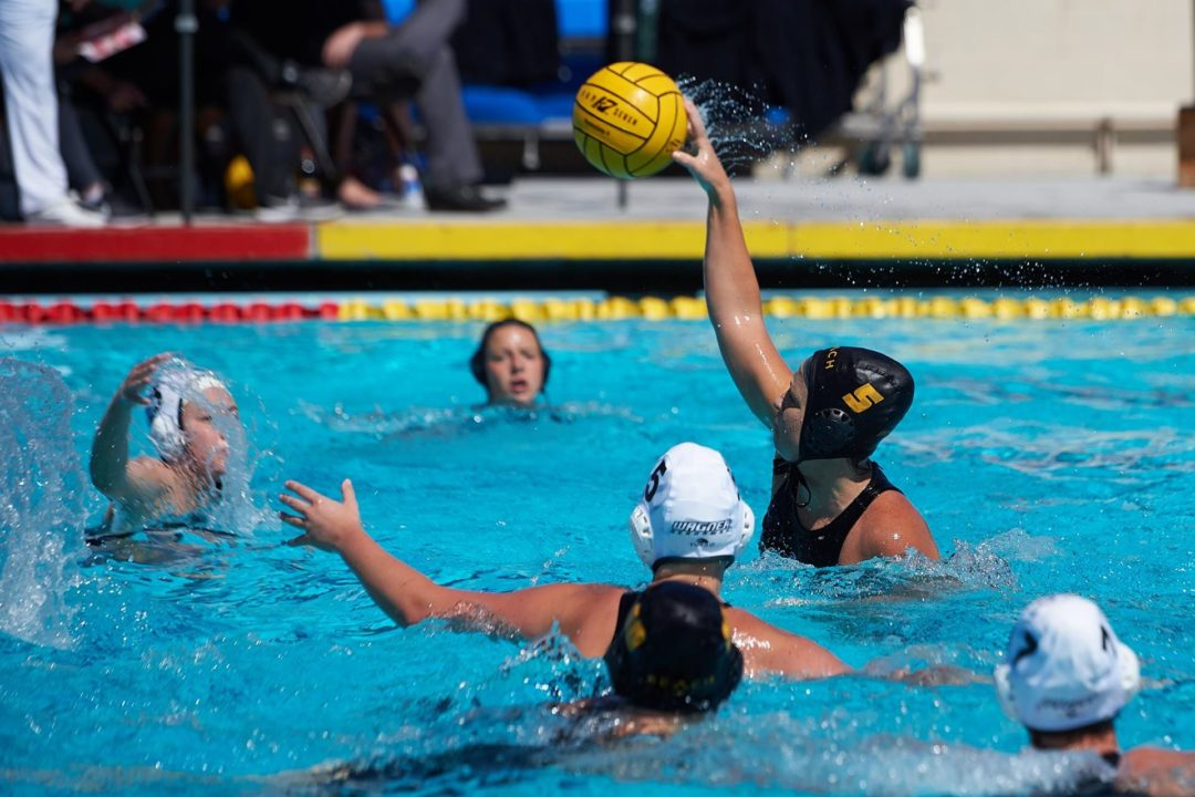 24 Players Turn in 4-Plus Goal Efforts on Water Polo Week 8