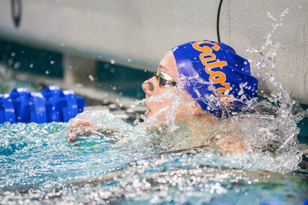 College Swimming Weekly Preview: Jan. 27 – Feb. 2, 2020