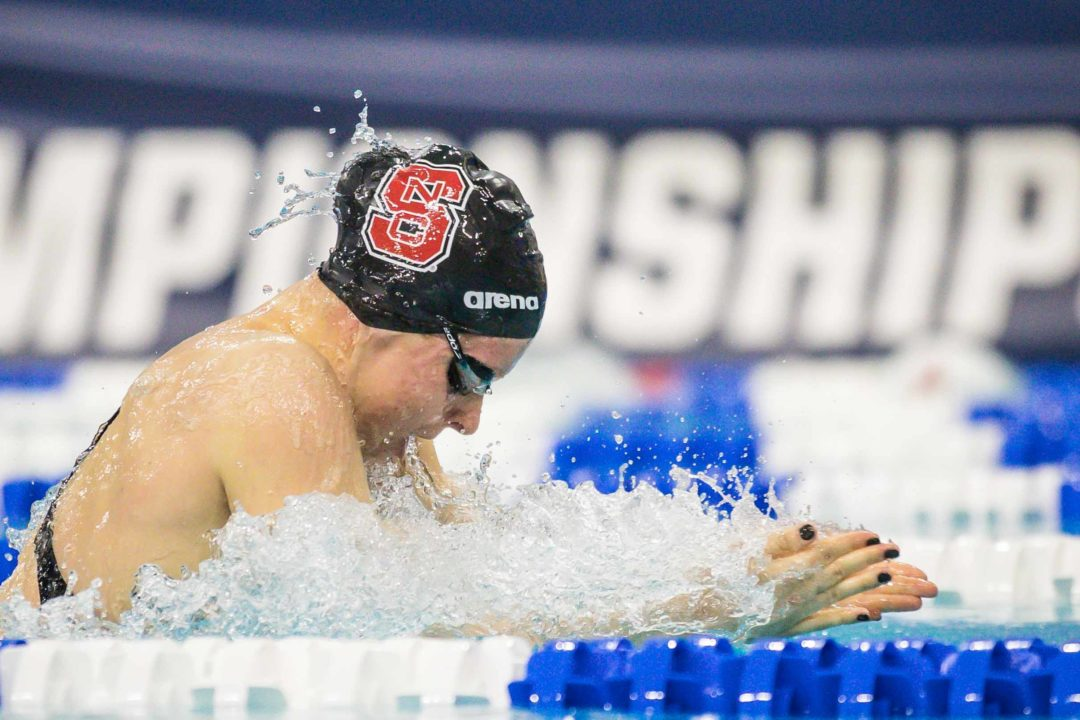 College Swimming Previews: #4 NC State Women Building Title-Contending Relays