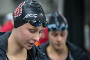 Katharine Berkoff, Sophie Hansson Explain What Sets NC State Training Apart