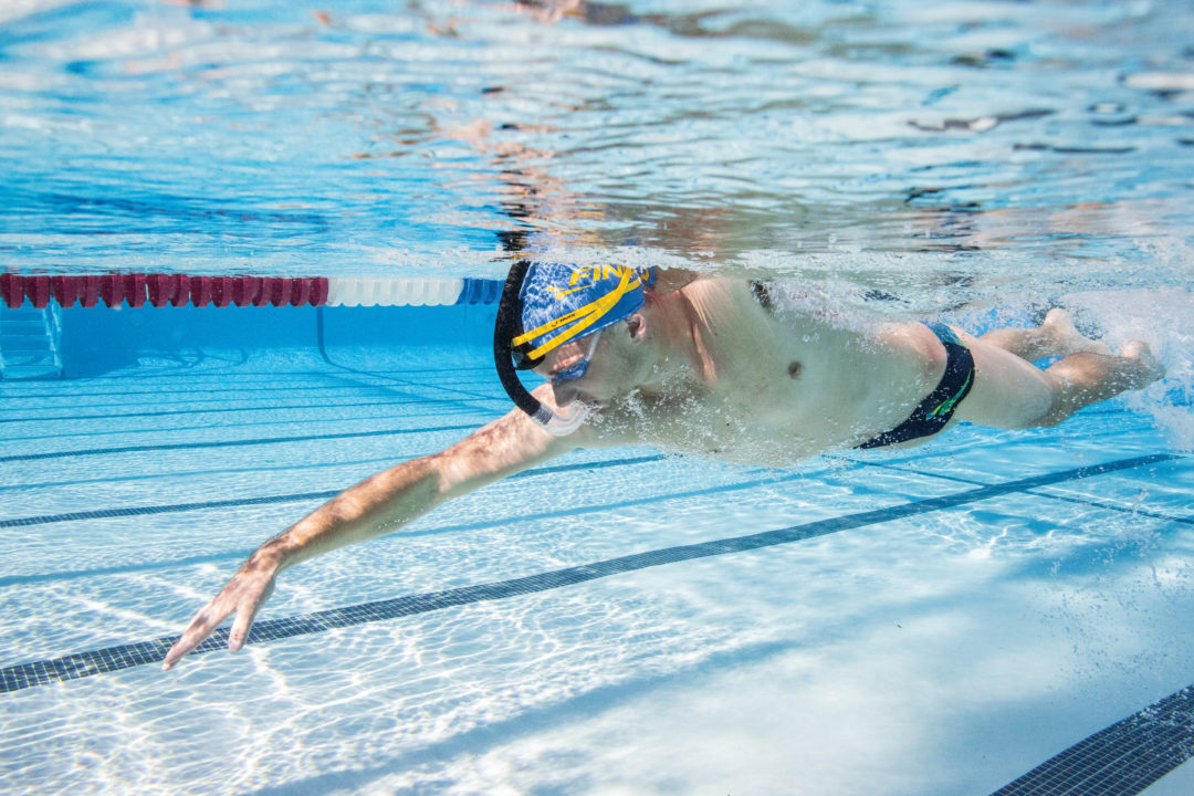 FINIS Set of the Week: Race Pace!