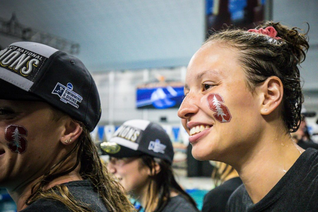 Stanford Seniors Relied on 2016 NCAA's to Guide Team to Victory (Video)