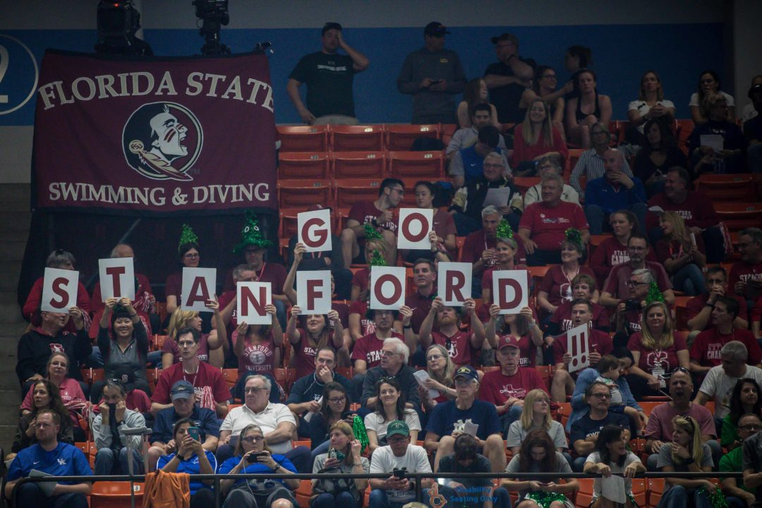 Mestre, Shoults, Levant All Return For Stanford Men In Pacific Invite Win