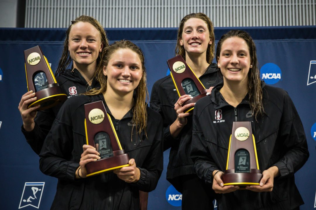 A Look At Women's NCAA Relay Qualification, 2017-2020
