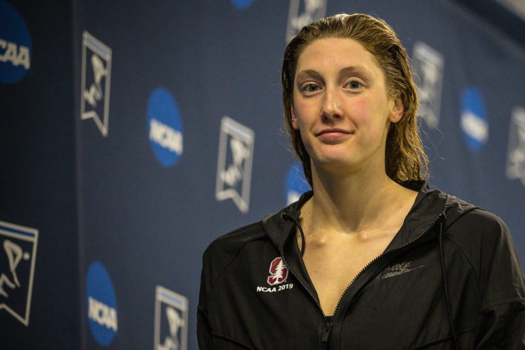 Taylor Ruck Makes 3 of Top 4 Seeds in 200 Free Scratches at World Championships