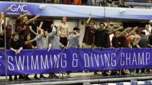 Hannah Womer Swims Best Time in 200 Free as Florida State Rolls on Senior Day