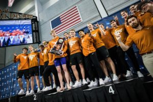 NCAA Swimming & Diving Dual Meet Season Heats Up with Record Chases in Austin