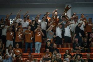 With 6:07, Texas Men Swim Fastest 800 Free Relay Outside of NCAAs Ever