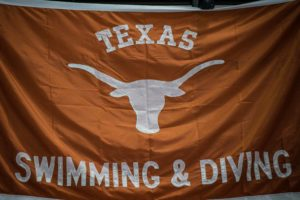 Texas' Charlie Scheinfeld Swims 52.35 in 100 Breast Time Trial at Big 12s
