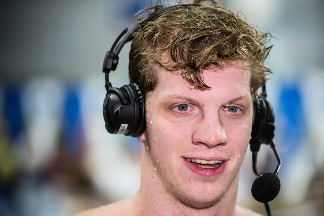 Townley Haas Planning Close to Full Taper Heading into Semis, Final (Video)