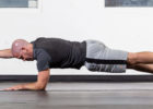 Daily Dryland Swimming Workouts #114 – Plank Day