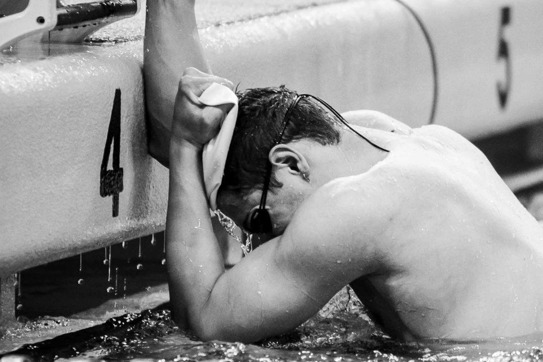 Quando Il Corpo E' Stanco Nuota Col Cuore