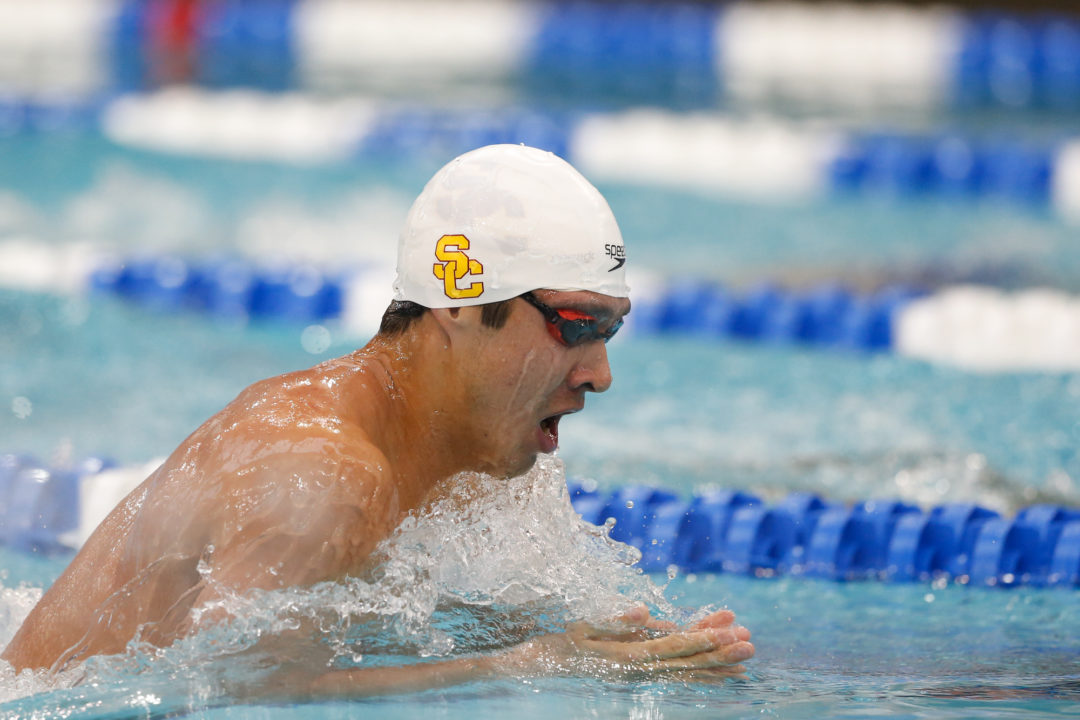 Carsten Vissering Breaks Kevin Cordes' Pac-12 Meet Record
