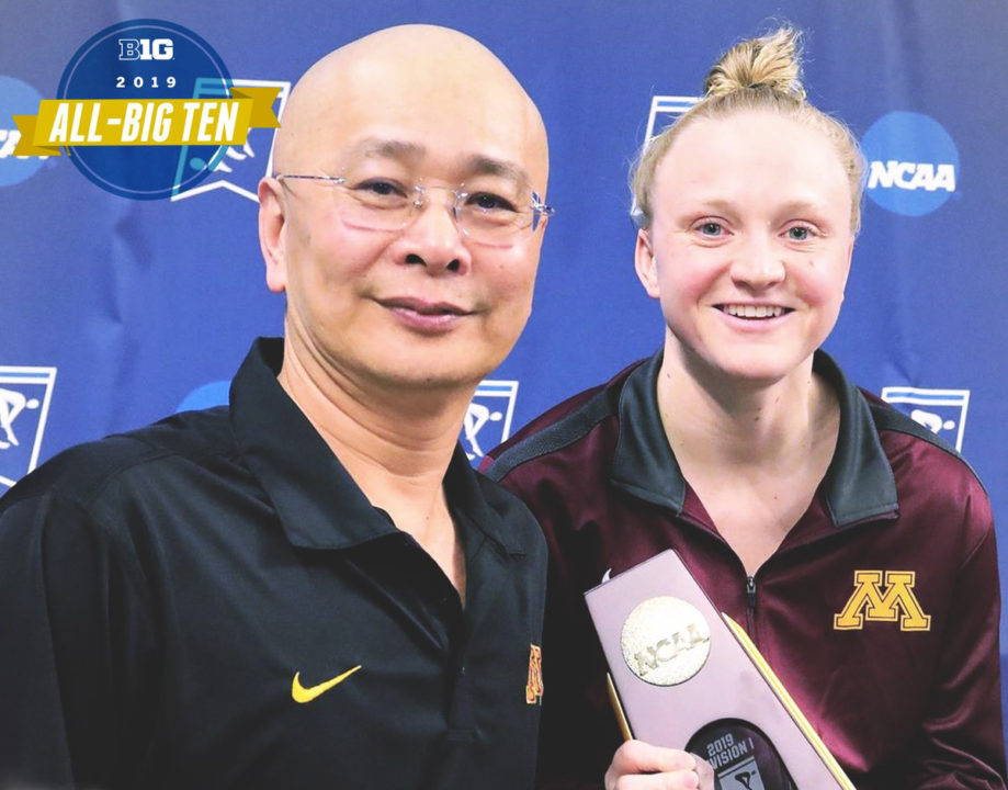 NCAA Champ Sarah Bacon, Scoring Diver Kristen Hayden To Sit Out NCAA For MN