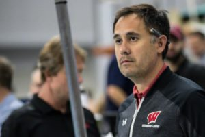 Wisconsin Extends Swim Coach Yuri Suguiyama Through 2023-2024 Season