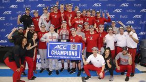 NC State's Depth Delivers a 5th Consecutive ACC Men's Title