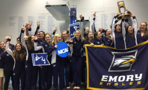 Defending NCAA D3 Women's Champs Emory Opts Out For 2020-21 Season