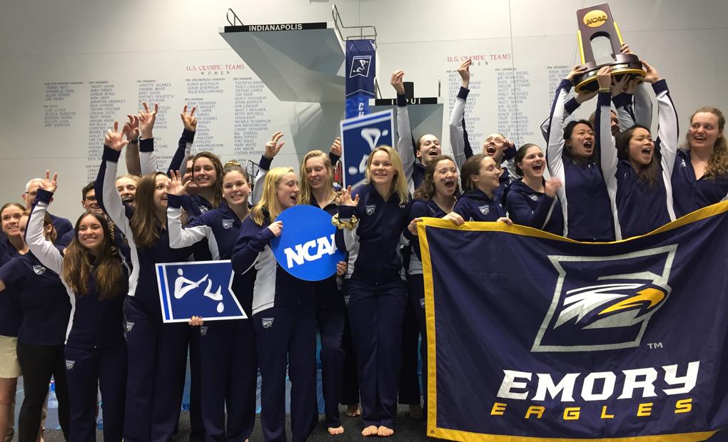 Top DIII Swim Programs Emory, UChicago Cancel Sports Through 2020