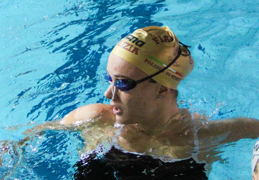 Swim Series-A Budapest Arrivano Fede, Codia, Panziera. Il Nuovo Programma