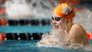 Who Got Faster? Improvement at Women's D1 Conference Meets