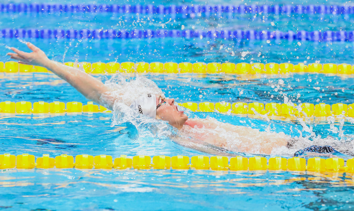 Irish Medley Relay Blows Away National Record In Unofficial Trial