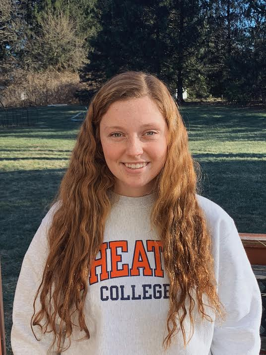 Hahn Declares Commitment for Wheaton College