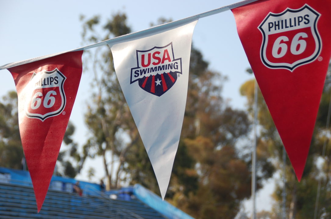 Update: MAAPP Won't Apply to Non-USA Swimming Activities (Like Recruiting)