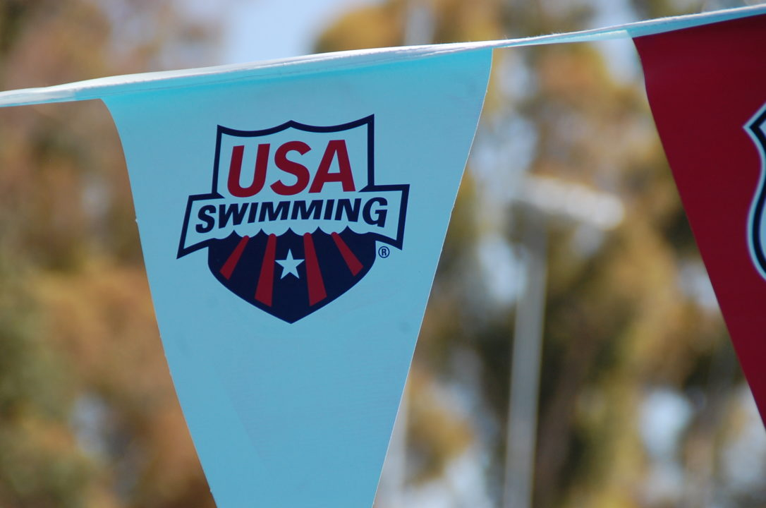 "USA Swimming ""Strongly Recommends"" Cancelling All Meets Due to Coronavirus"
