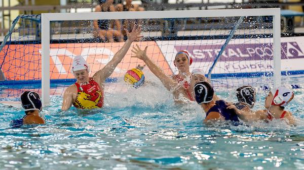 Women's Euro League Prelims: Russia & Greece Enjoy Great Weekend