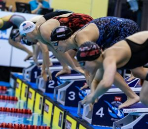 Watch: Ledecky's 8:14 and Other Race Videos From Greensboro PSS Day 4
