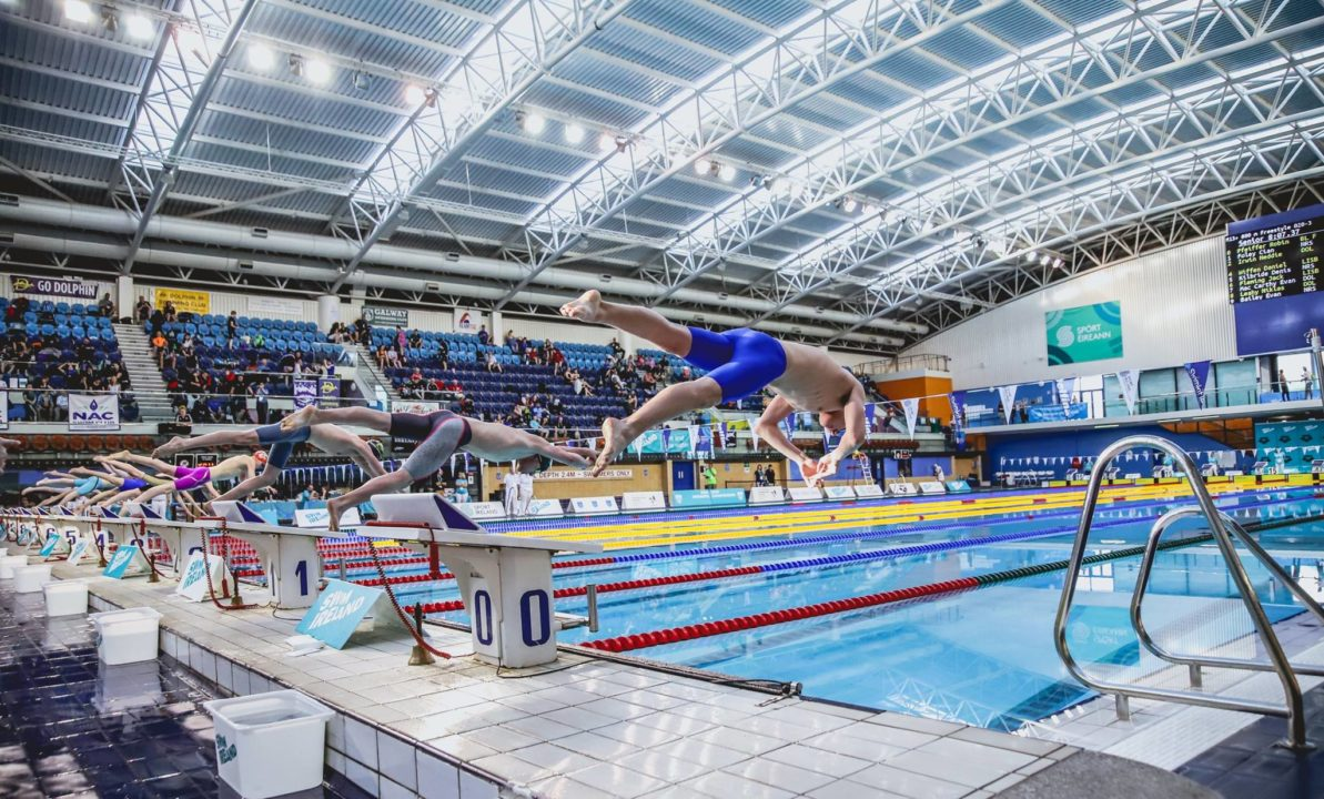 Alexander Bowen Produces 22.18 50 Free To Become 7th Fastest Briton