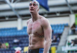 Shane Ryan, récord irlandés en 100 mariposa como Toronto Titan