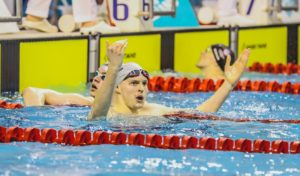 Brendan Hyland Lowers Irish National Record in the 100 LCM Fly