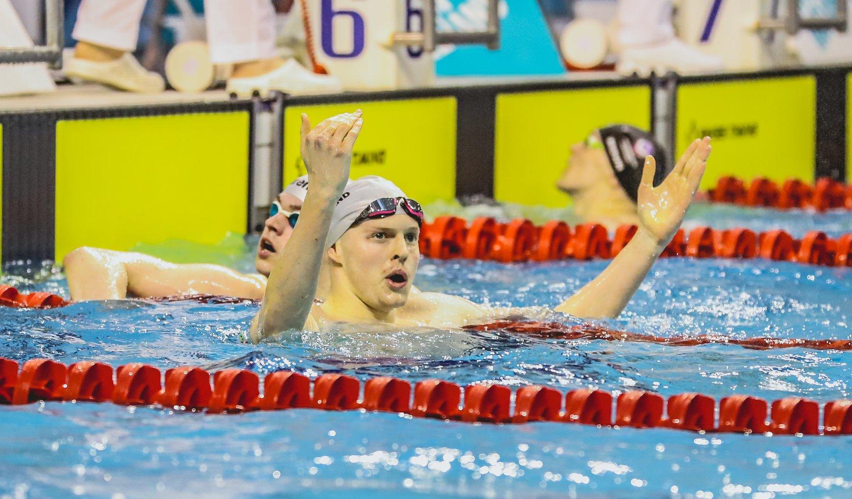 Swimming at the 2019 World Aquatics Championships – Women's 4 × 200 metre freestyle relay