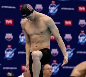 Coleman Stewart Time Trials 44.6 100 Yard Back, 45.9 100 Yard Fly (Video)