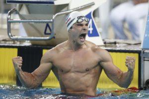 De nouveaux très bons résultats sur 100 nage libre à l'étranger