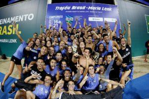 Brasil nomina 28 juveniles para el Campeonato Sudamericano de mayores en BsAs