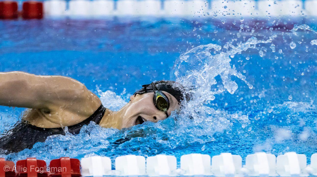 2019 Bloomington Pro Swim Series: Day 1 Distance Timed Final Live Recap