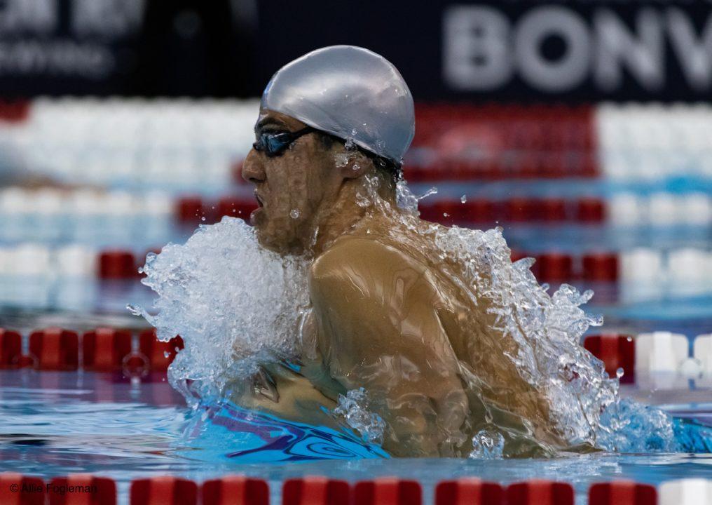 Venezuela anuncia equipo de 21 nadadores para Lima 2019