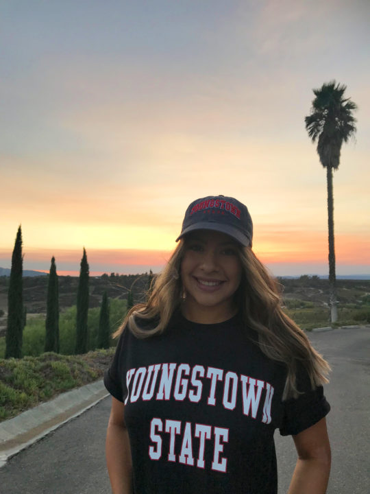 Youngstown State Receives Verbal From Breaststroker Andrea Lindemann