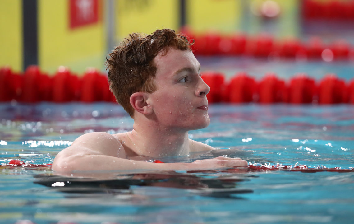 Young Guns Goodburn & Glenister Headed To Swim England Winter C'ships