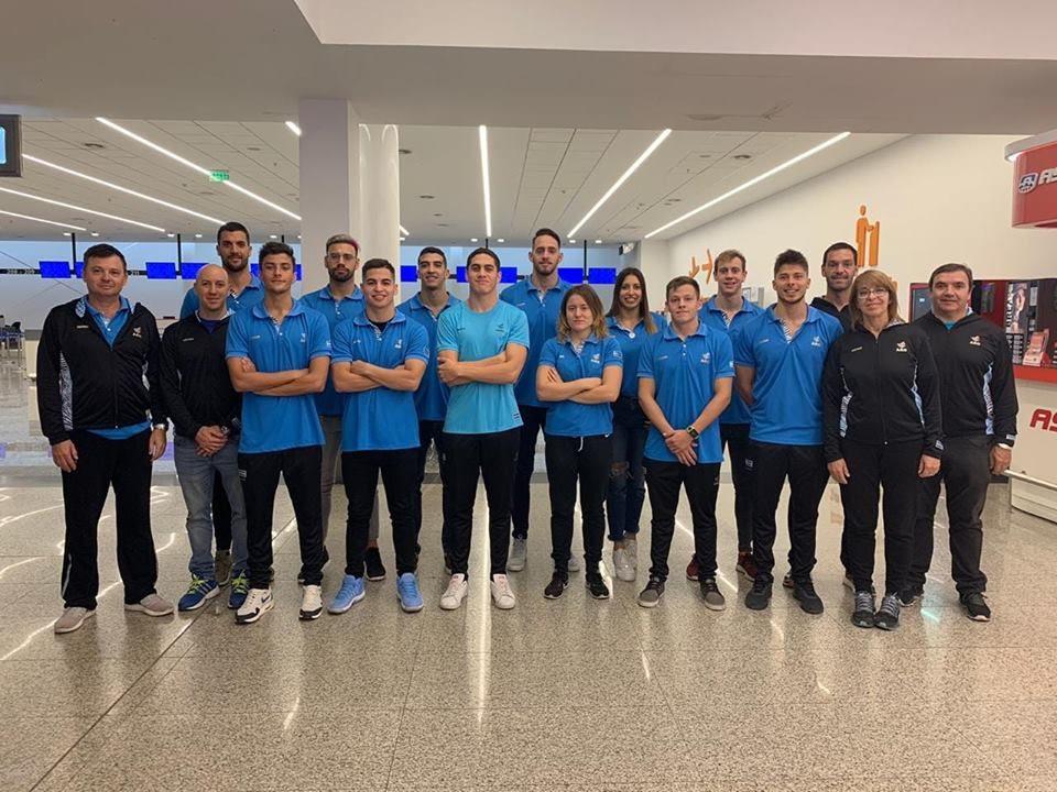 ¿Quiénes son los 22 argentinos que competirán en el Campeonato Brasileño?