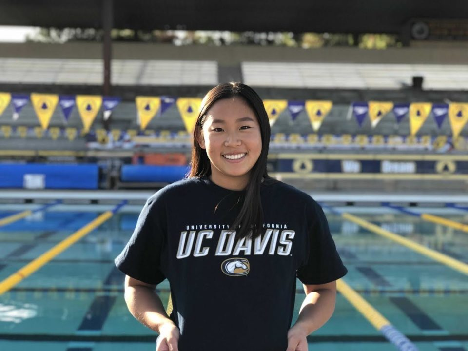 Santa Clara Butterflier Ashley Ma Elects to Stay In State, Chooses UC-Davis