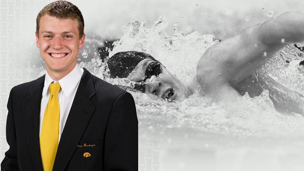 Iowa's Colin Receives 2019 Jim McKay Scholarship