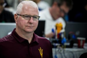 Competitor Coach of the Month: Bob Bowman, Arizona State