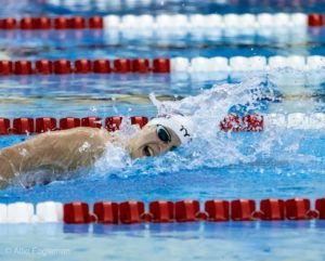 Watch Ledecky Swim First Race In A Year: PSS San Antonio Day 1 Race Videos