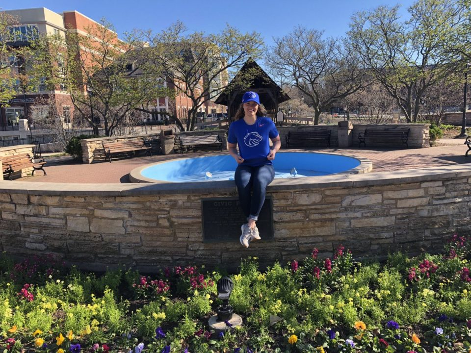 Delta Aquatics' Jessica Davis Verbally Commits to Boise State