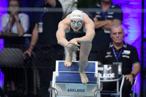 6 Women Hit 53.8 Or Faster During 100 Free Prelims At Australian Nationals