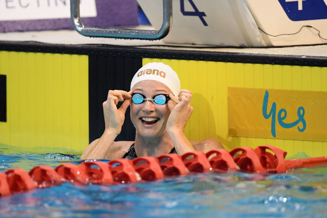 Australia Collects More Golds From Night 1 In Gwangju Than All Of Budapest
