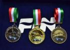 FIN Italian Swimming Federation - 2019 Italian Swimming Championship - credits Giusy Cisale/Swimswam.com Stock Medals Italian Championship